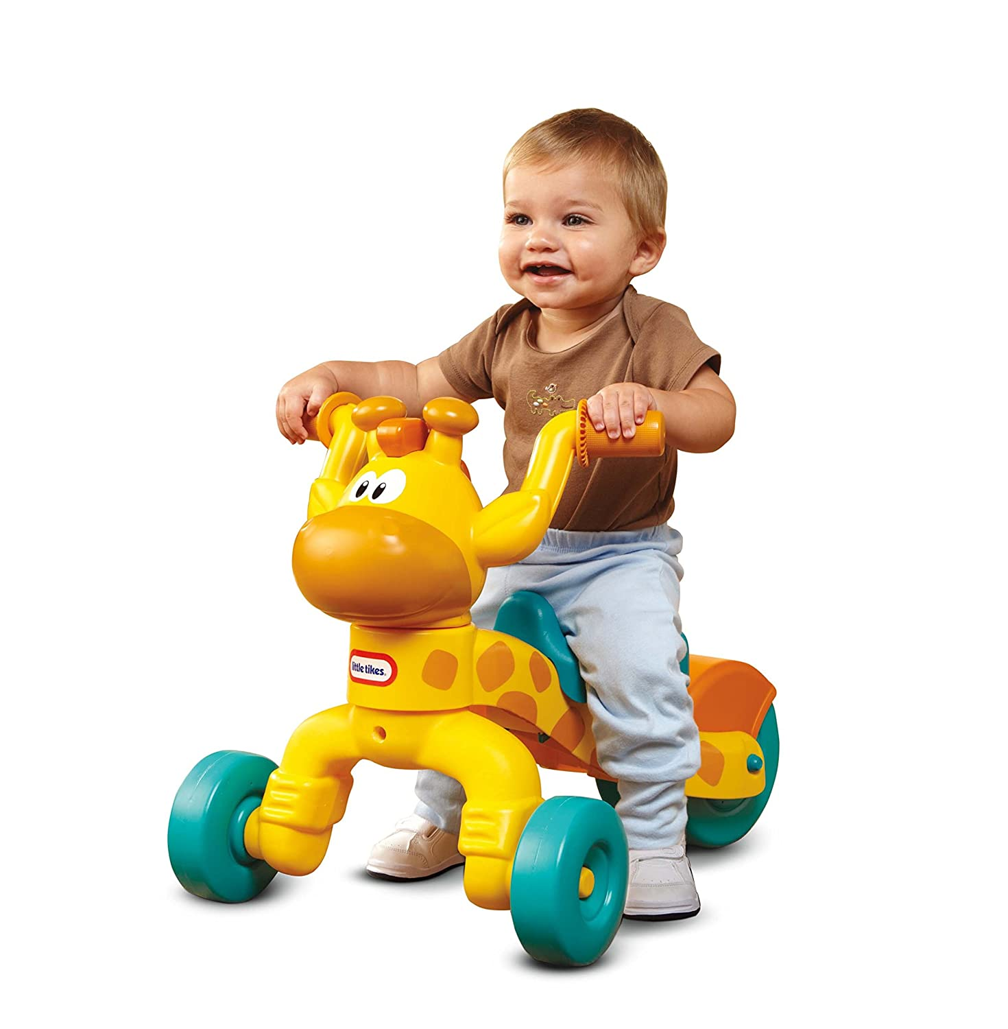 Little Tikes Rollin' Giraffe Ride-on