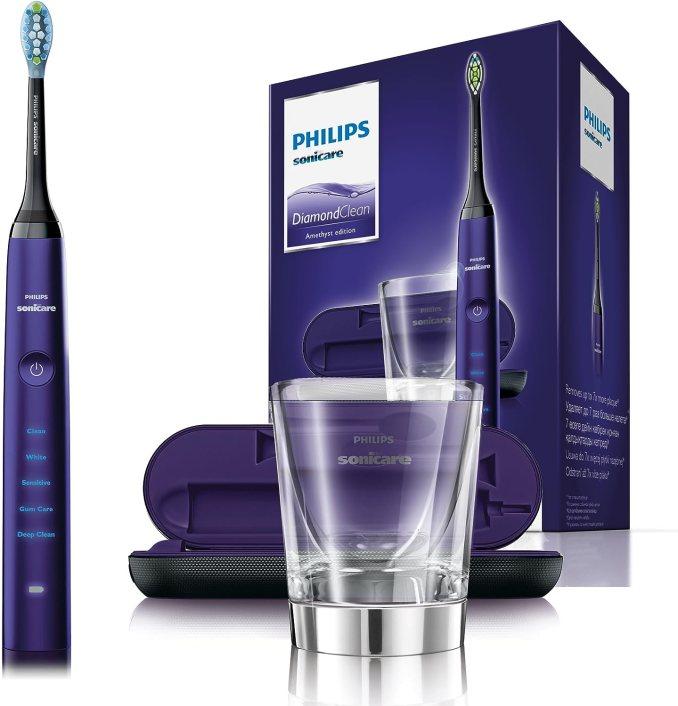Philips Sonicare DiamondClean - Schallzahnbürste HX9396/89