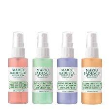 Amazon.com: Mario Badescu the Mini Mist Facial Spray Collection: Premium  Beauty