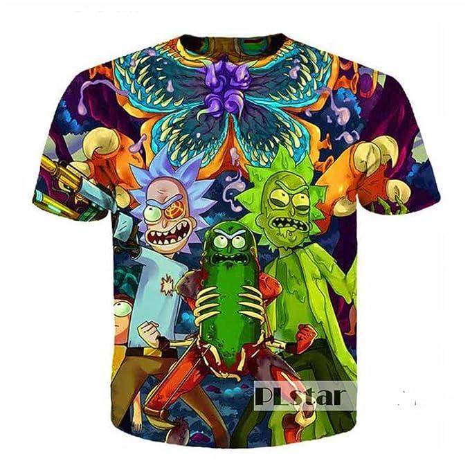3d Hoodies Cartoon Rick and Morty Printed Women/Men Hip Hop Hoody Streetwear Hooded Sweatshirts Shirts 5XL