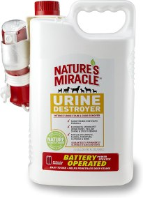 best rug cleaner solution - Nature's Miracle