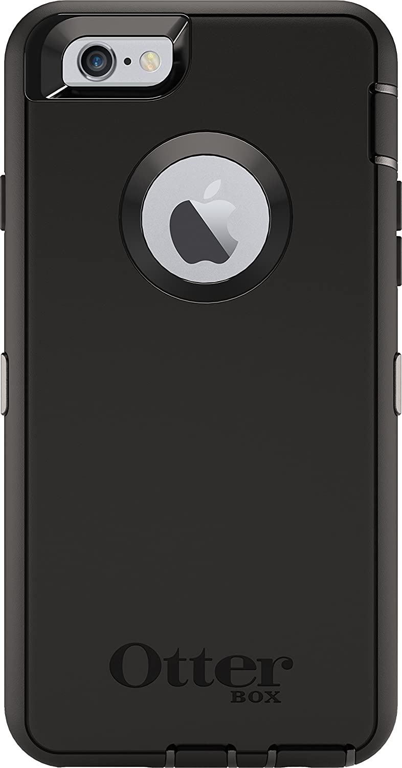 Otterbox Defender Iphone 66s Case Retail Packaging Black