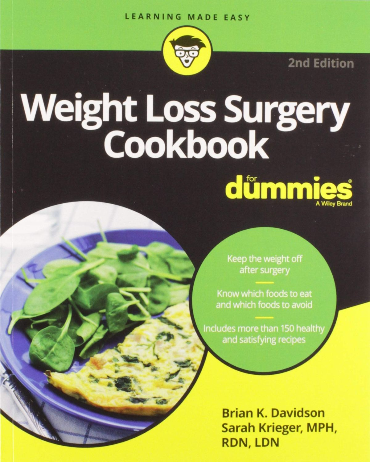 Weight Loss Surgery Cookbook For Dummies (For Dummies (Lifestyle)) 1