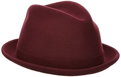 Kangol Men Litefelt Player Wine Xl