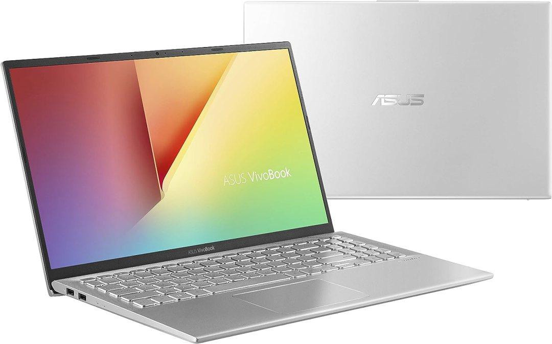 "Asus Vivobook S S512FA-EJ933T PC Portable 15"" FHD (Intel Core i5-8250U, RAM 8Go, 512Go SSD, Windows 10) Clavier AZERTY Français"