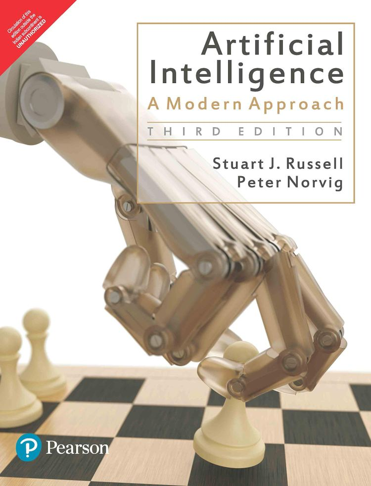 Buy Artificial Intelligence | Third Edition | By Peason: A Modern ...