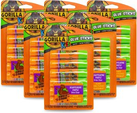 best glue for paper to wood - Gorilla