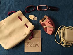 Emjoi Soft Caress Epilator - 36 Gold Plated Hypoallergenic Tweezers Customer Image 1