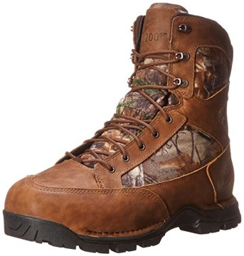 Danner Men's Pronghorn Realtree Xtra 1200G Hunting Boot,Brown/Realtree,12 D US