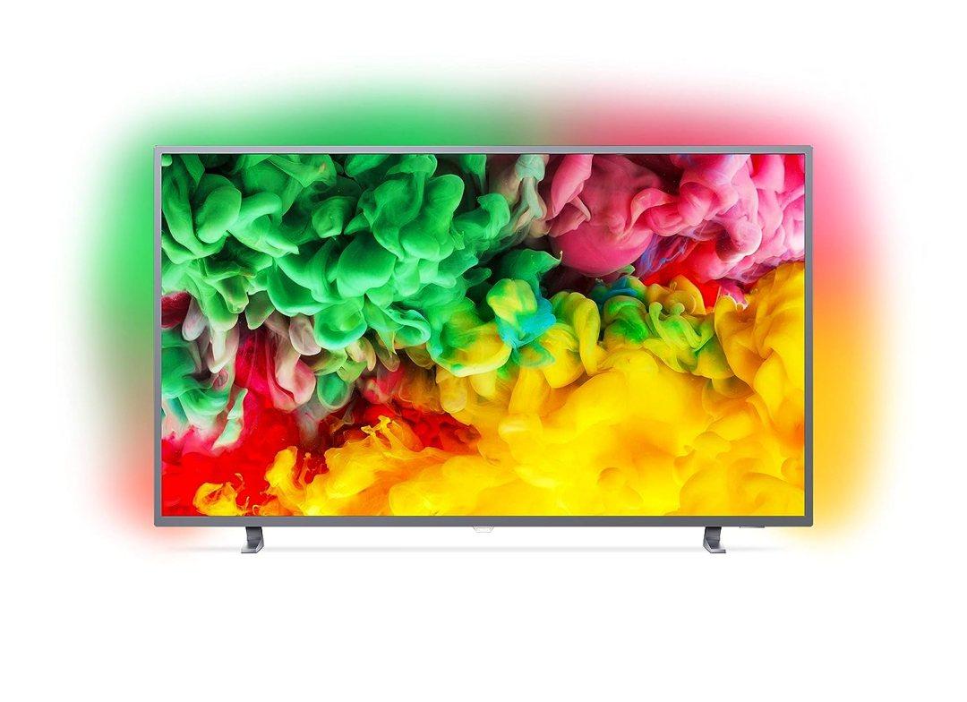Philips Philips 6700 series Téléviseur LED SmartTV ultra-plat 4K 43PUS6703/12