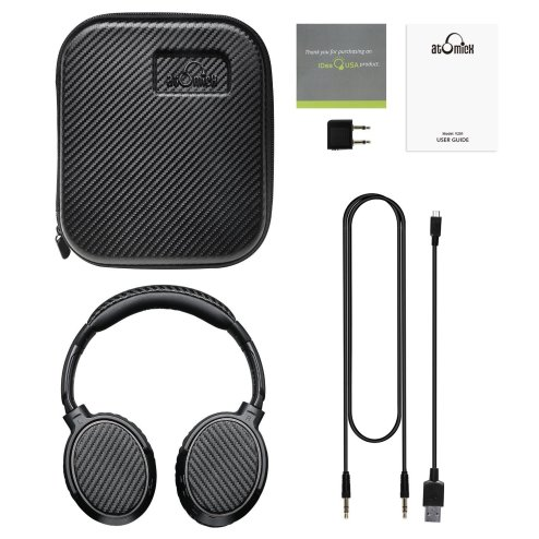 Lieferumfang - iDeaUSA Active Noise Cancelling Kopfhörer