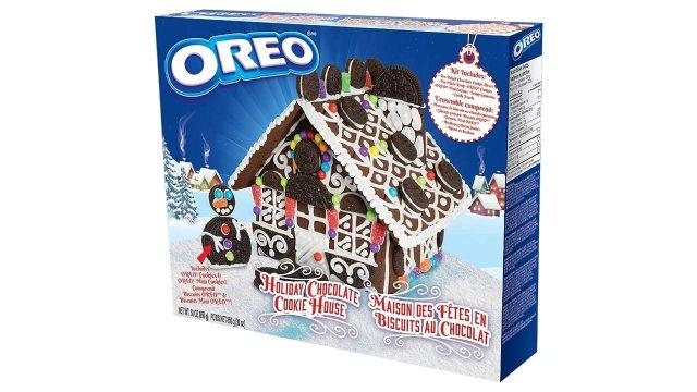 Amazon.com : Holiday Cookie House Kit Oreo 30 oz : Grocery & Gourmet Food