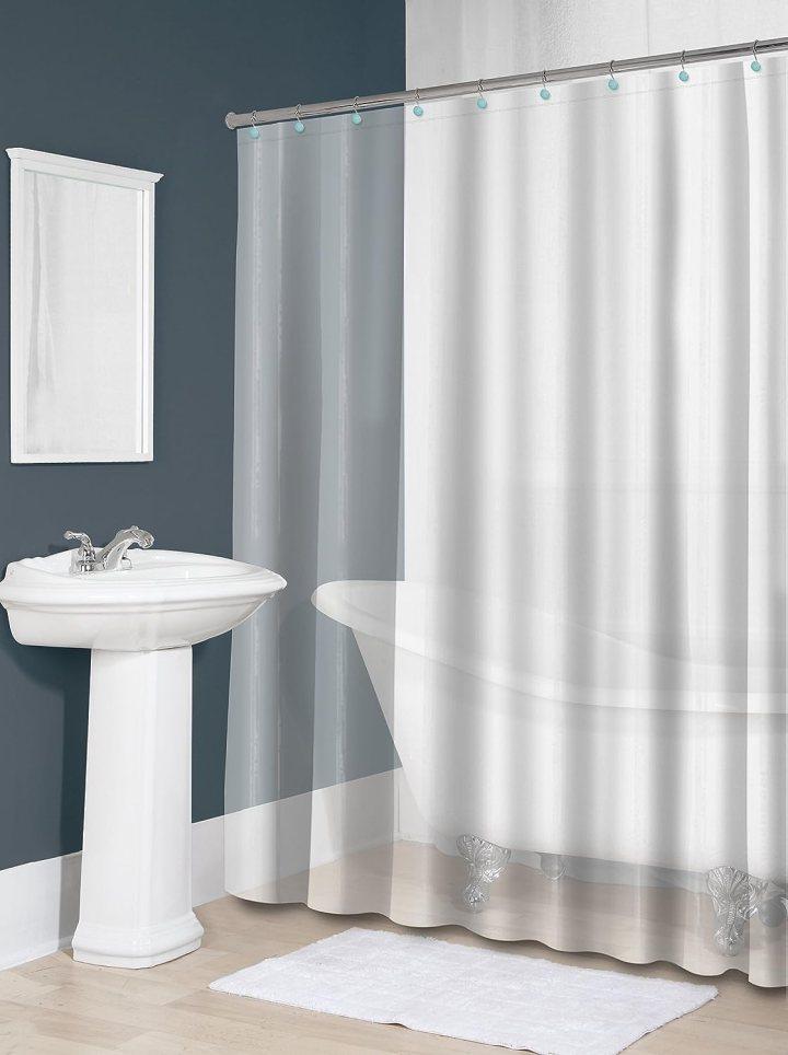 Splash Home Heavy Gauge Shower Curtain Liner   Gopelling.net