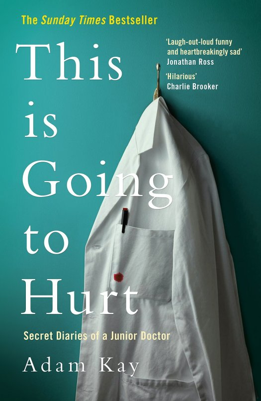 Image result for this is going to hurt book