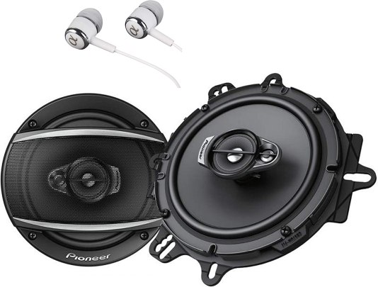 best 3-way speakers car audio