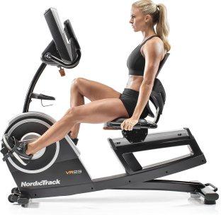 best cheap commercial recumbent exercise bike - NordicTrack NTEX76016