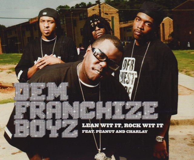 Dem Franchize Boyz (Ft Peanut & Charlay) - Lean Wit It Rock Wit It - Amazon.com Music