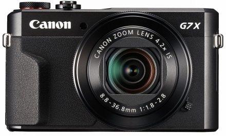 Canon PowerShot G7 X Mark IIBlack Friday Deals