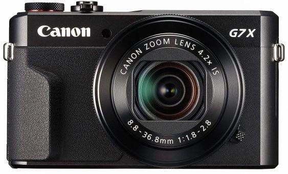 Canon G7 X Mark II Black Friday Deal 2019