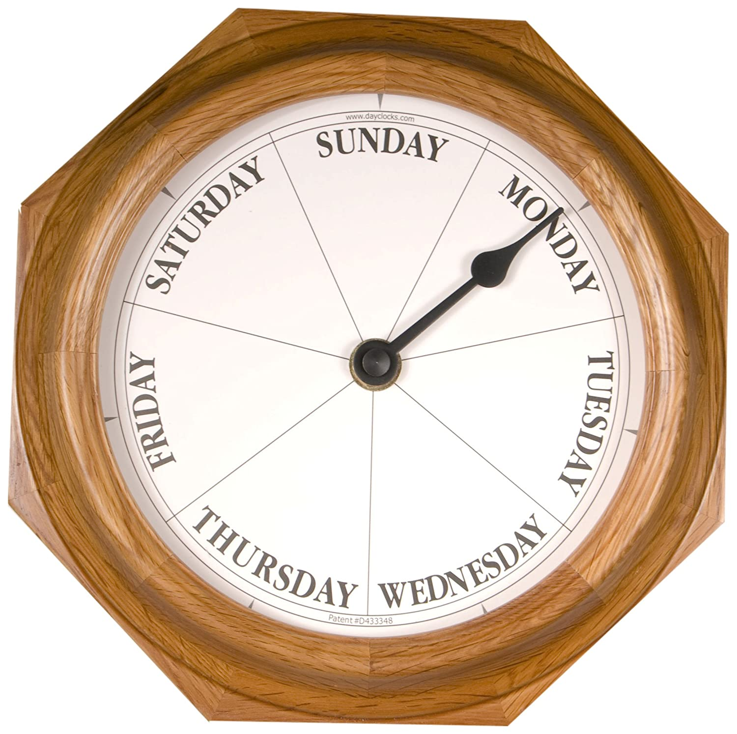 Day Clock We love our Day Clock by DayClocks – it embodies our nomadic spirit perfectly! The perfect clock for an RVer or boater!