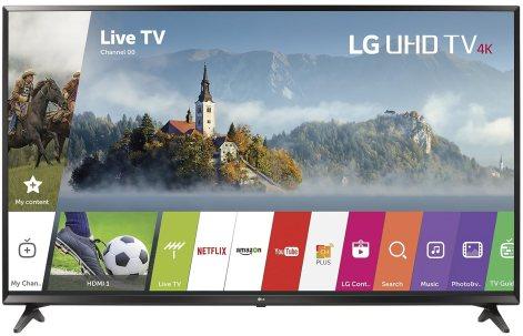 LG Electronics 55UJ6300-O 55-Inch 4KBlack Friday deal 2019