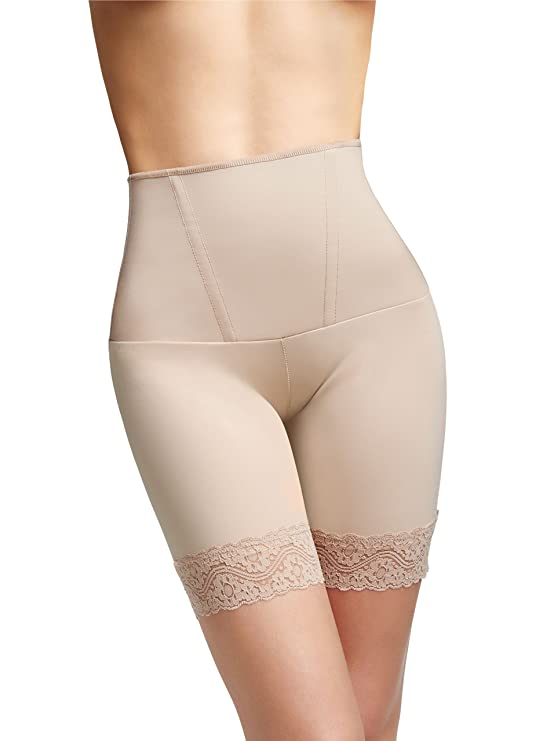 "affd56dea8  1 Squeem ""Body Allure"" Mid-Thigh Short The Best - Shapewear for Office  Suits"