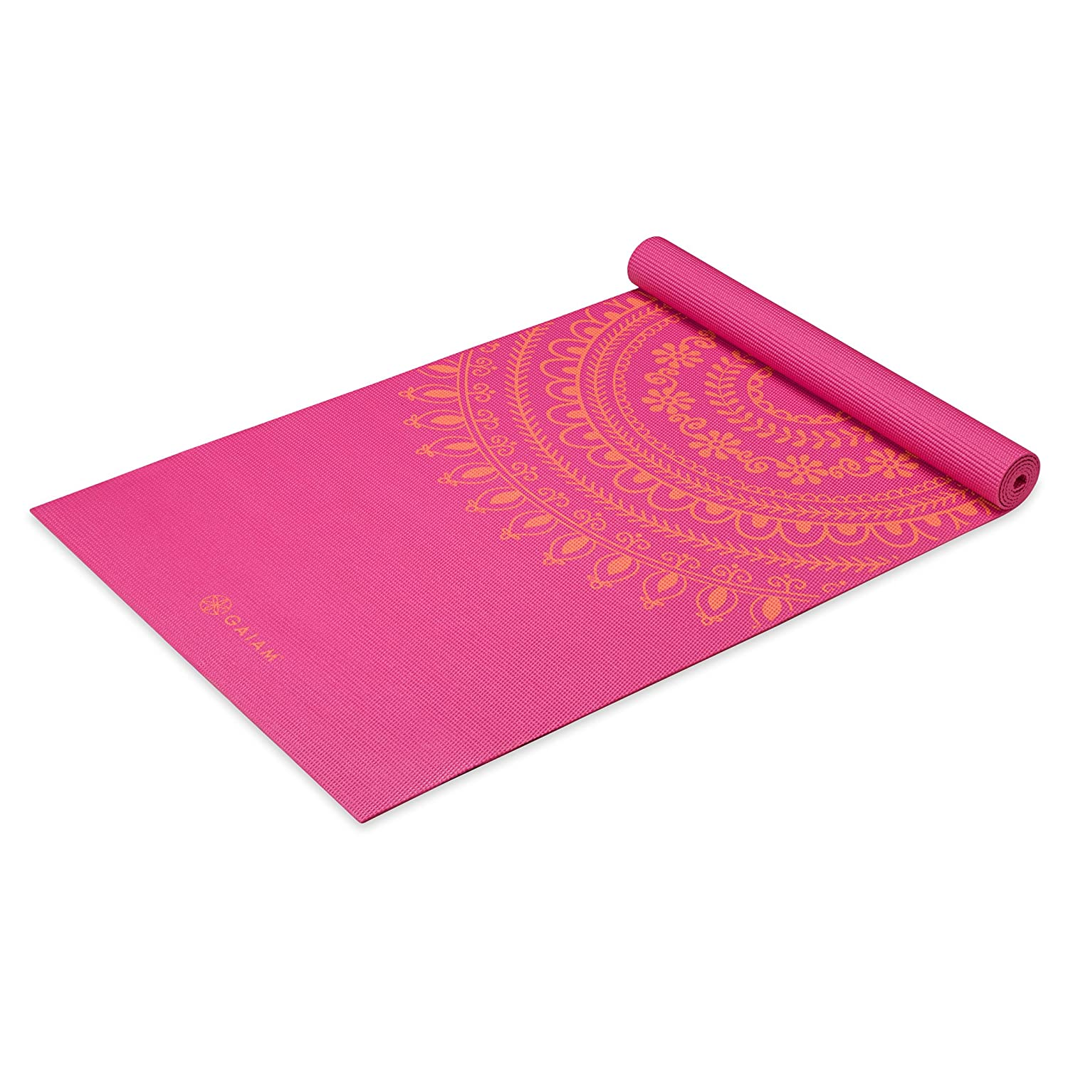 mats gaiam yoga best cute zoom print folkoutdoor mat premium