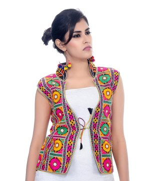 best womens ethnic jackets online
