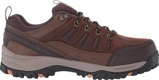 Skechers Men's Relment-semego Waterproof Hiker Lo Hiking Shoe