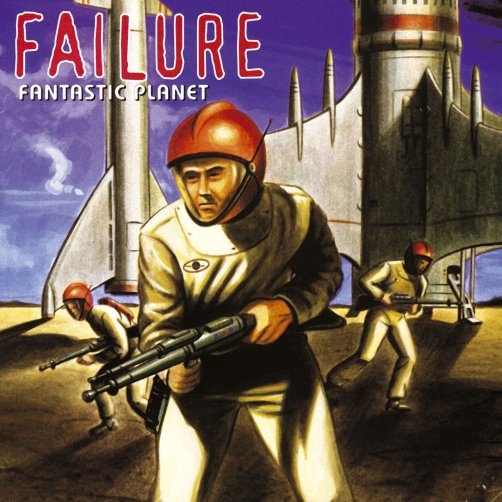 Fantastic Planet : Failure: Amazon.fr: Musique