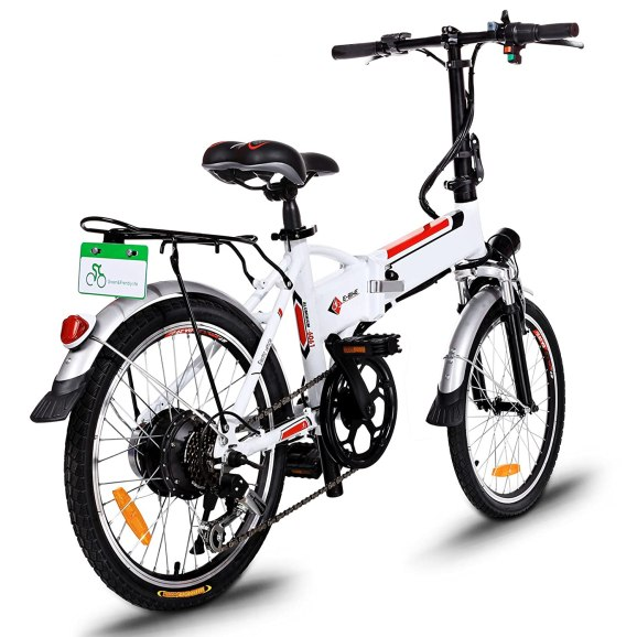 "Miageek Folding 19"" Aluminum Electric Bike review"