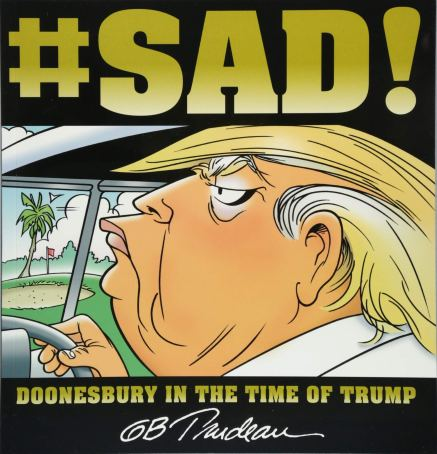 Image result for trump lost millions cartoon