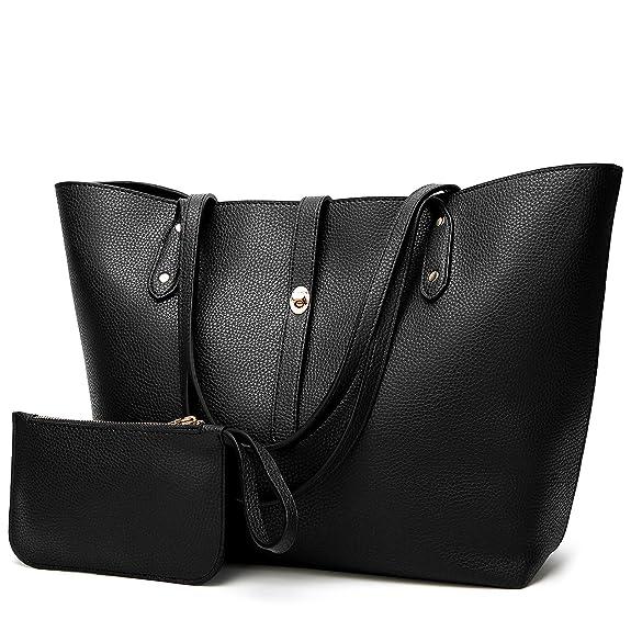 bolso de mano con manija superior para mujerhttps://amzn.to/2C62cQL