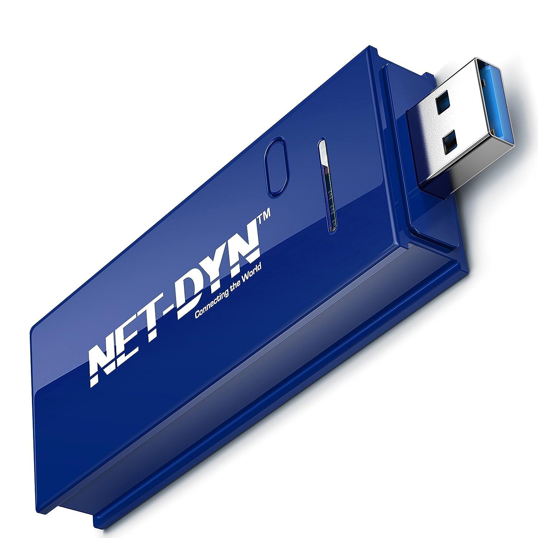 Net-Dyn AC1200 dual band wi-fi adapter