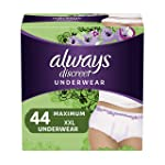 Always Discreet Postpartum Disposable Underwear