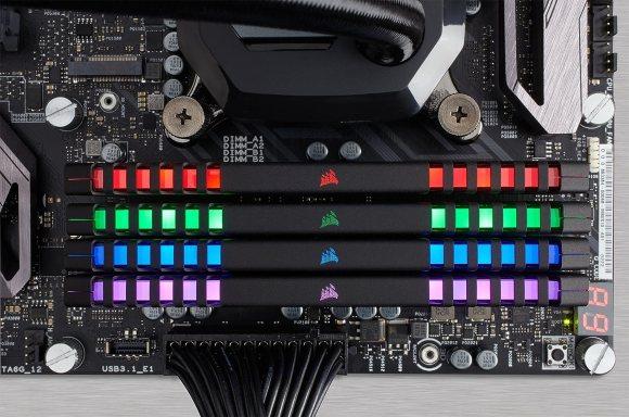 Corsair Vengeance RGB64GBDDR4Black Friday Deal 2019