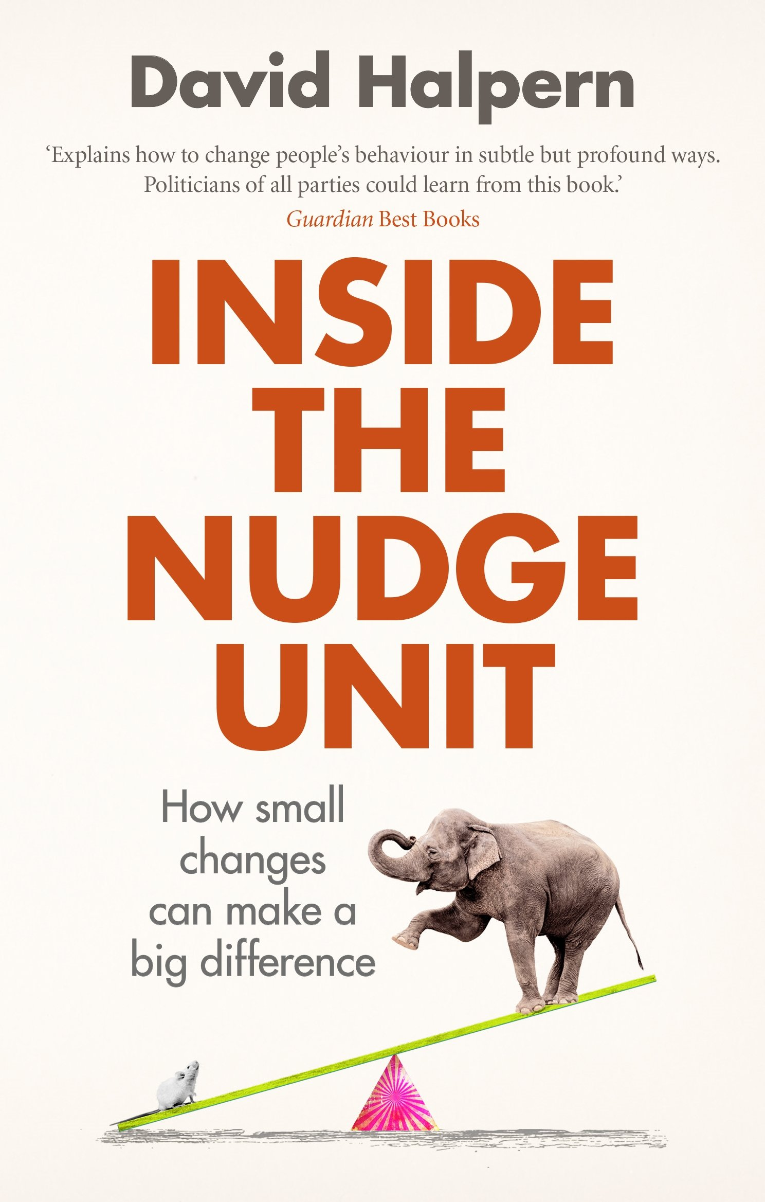 Image result for inside the nudge unit