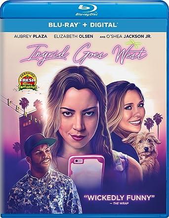 Ingrid Goes West (Blu-ray + Digital)