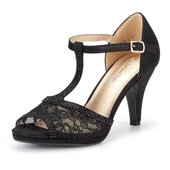 Zapatillas elegantes color negro para mujerhttps://amzn.to/2QFakzO