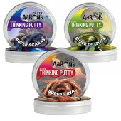 Image result for crazy aaron's thinking putty