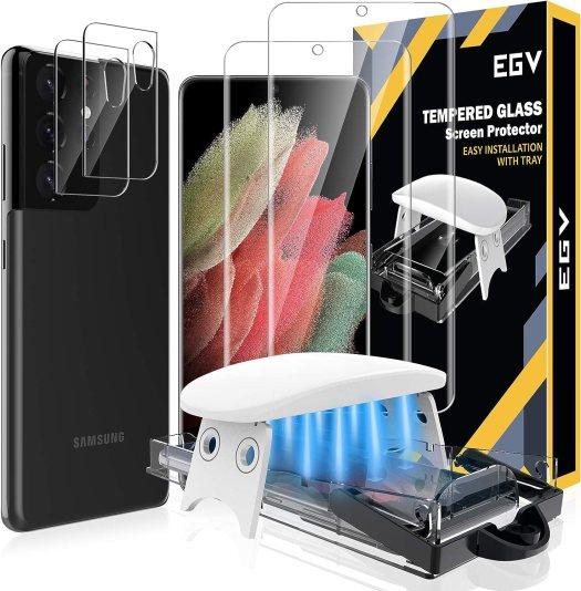 Best Samsung Galaxy S21 Ultra screen protectors 6