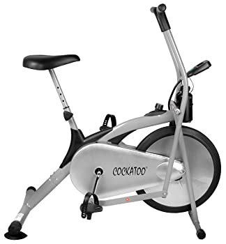 Cockatoo Imported Air Bike Multifunction Function/Exercise Bike
