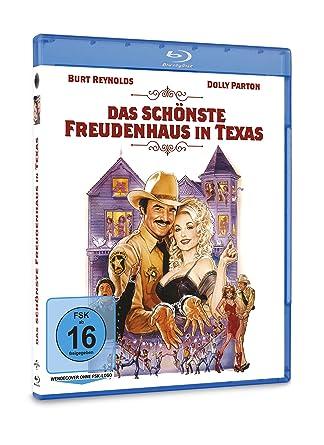 Das schönste Freudenhaus in Texas [Blu-ray]