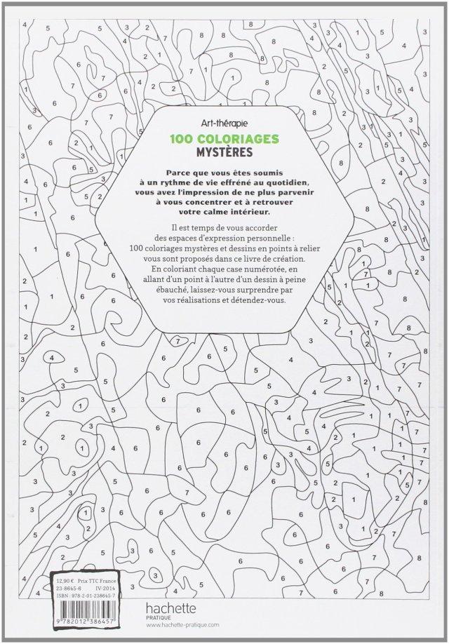 29 Coloriages mystères: Art-thérapie : Mariez, Jérémy: Amazon.de