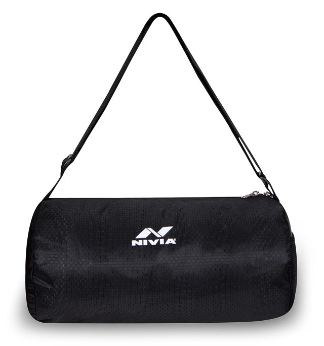 nivia Best Gym Bags in India