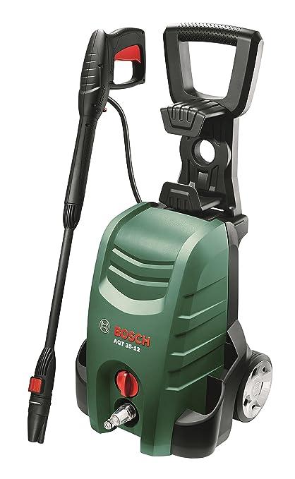 Bosch Aqt 35 12 1500 Watt Home And Car Washer Green Black