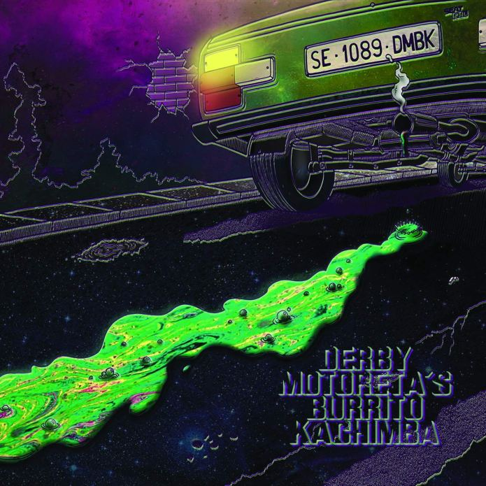 Resultado de imagen de Derby Motoreta's Burrito Kachimba - LP