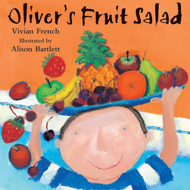 Image result for Oliver's fruit salad / Vivian French