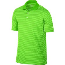 Nike Victory Mini Stripe Golf Polo
