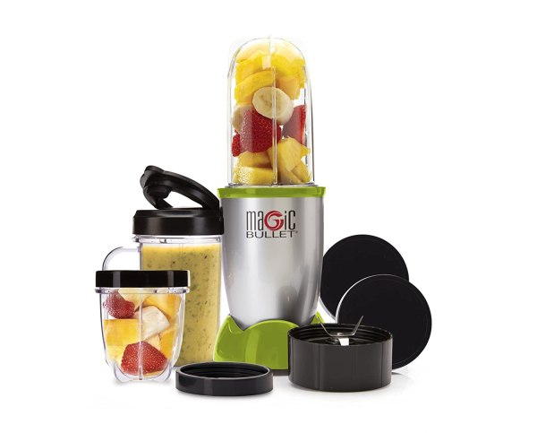 Magic Bullet Blender Review MBR-1101G
